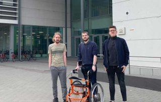Wheellator Technologie wird weiter ausgebaut mit Apps