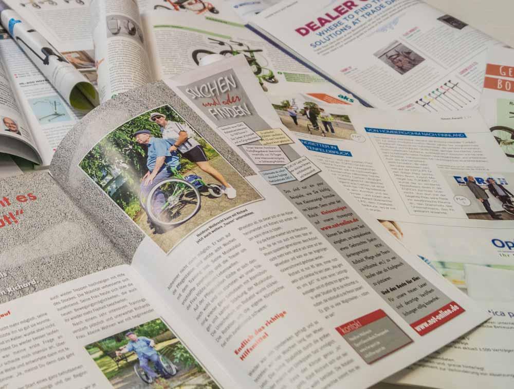 Presse Zeitschriften